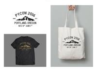 Pycon 2016 Swag