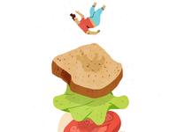 The Sandwich King