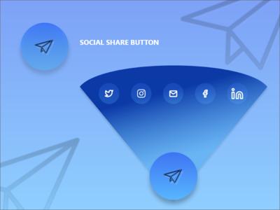 Daily UI 010 share icon share socialmedia design ui daily ui challenge dailyui daily 100 challenge