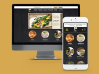 Le Pain Quotidien Responsive Ordering Site