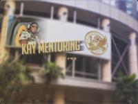 Kay Mentoring - Web Banner banner retouching manipulation banner design web website typography type lettering