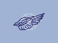 Logo for Flying School