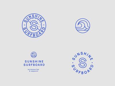 Logo for Surf Brand
