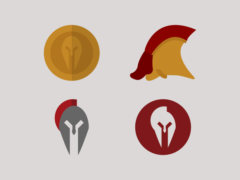 Ares God Of War By Priscilla Leung Dribbble