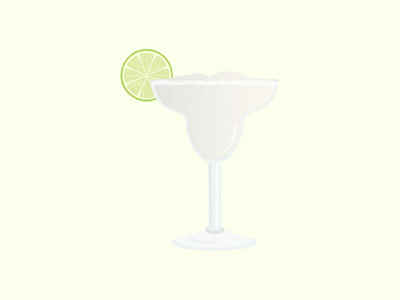 Margarita illustration drinks lime cocktail margarita