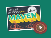 Happy Holidays from Maven