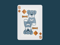 Schnauzer of Diamonds