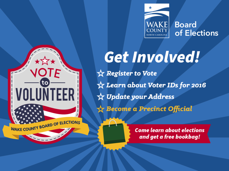 Vote Info Card - Board of Elections