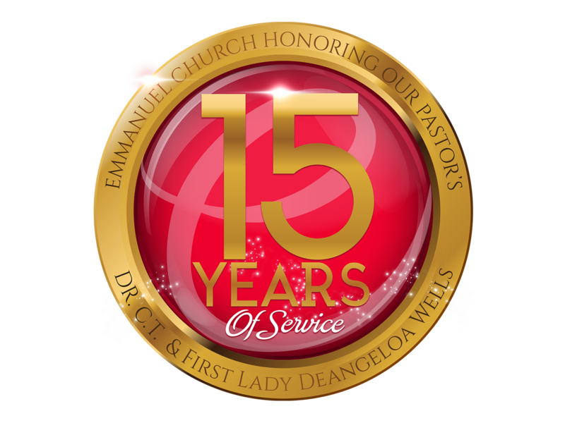 15th Pastoral Badge