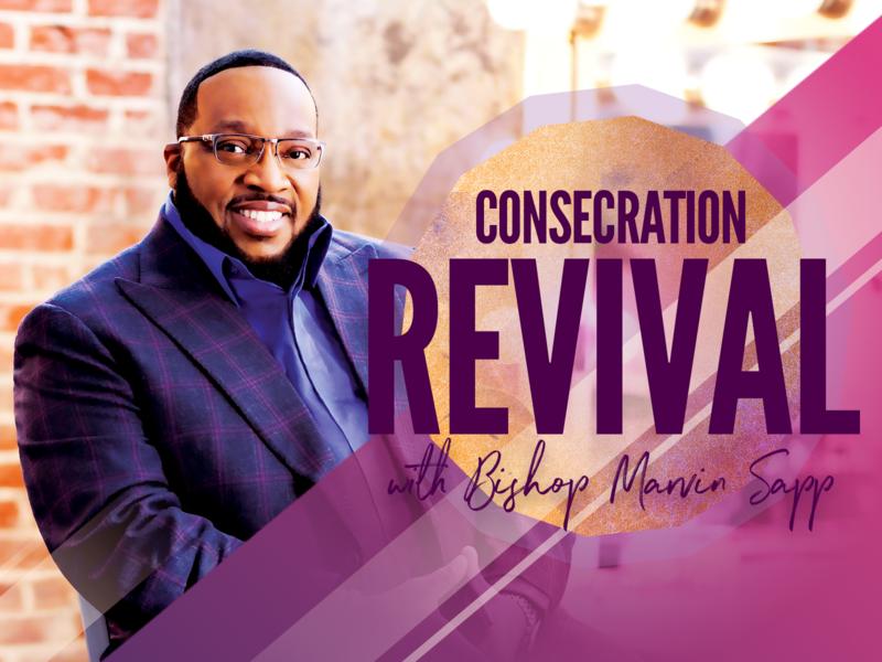 Consecration Flyer