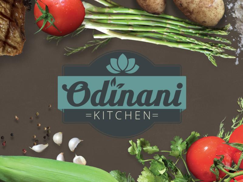 Odinani Kitchen Branding