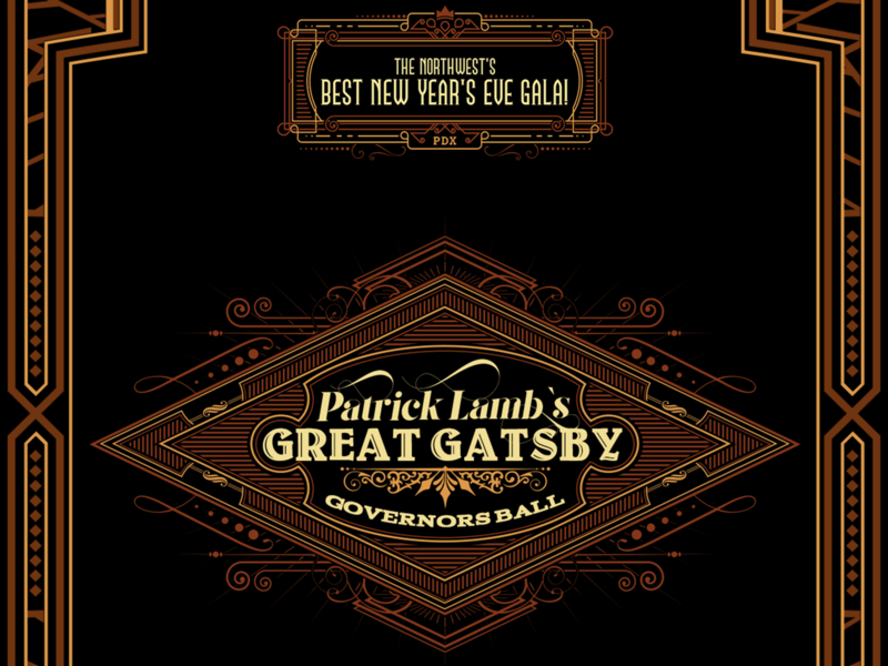 Governors Ball Branding for Event