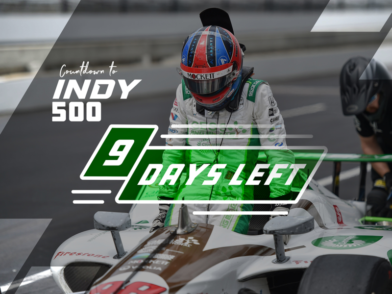 Countdown to Indy Branding