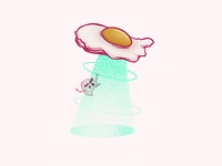 Egg UFO