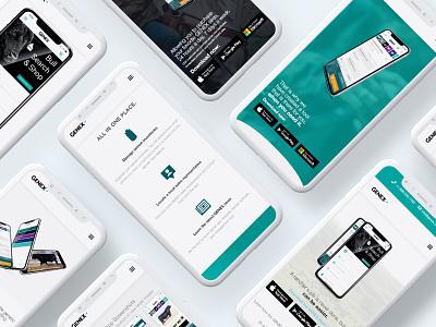 genex beef app mobile mobile app design mobile app design ux mobile ui ui webdevelopment website webdesign website design