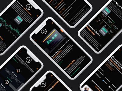 firewire mobile version design website minimal mobile ui ux webdevelopment webdesign website design ui modern