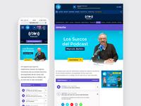 Podcast Blu Radio
