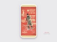 Infographic Lionel Messi