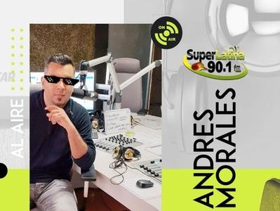 andres morales disco latinos bachata reggaeton merengue salsa radio