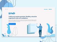 New interactive project for Trello