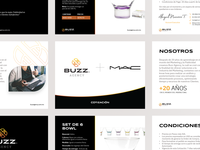 Buzz Agency Slides
