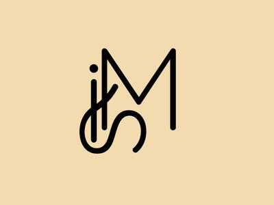 IM Studio design vector icon logo símbolo studio architecture illustration branding graphic design brand design