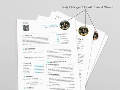 Resume template cv design cv resume creative resume template resume design resume clean resume cv resume