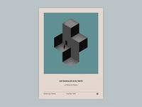 Gig poster project - Lee Ranaldo & El Rayo