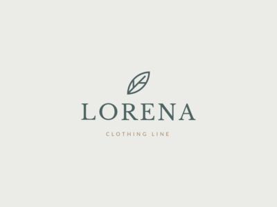 Lorena - Logo Design branding logo