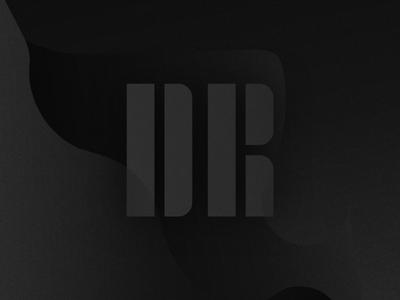 Darko  Rodic - Senior Web Developer monogram branding logo