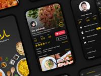 Markan App | Halal Food