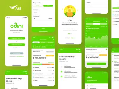 Odini Application by AIS