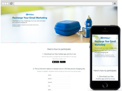 Recharge Your Email Marketing