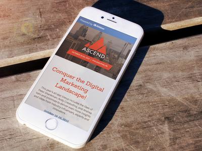 Ascend 2015 Website