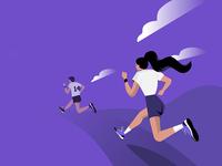 Running 🏃