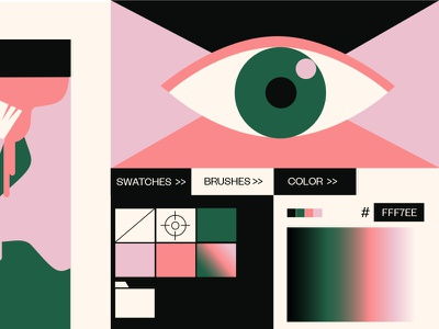 Why Illustrations Matter in UX Design adobe illustrator vector colors illustration