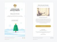 Design for e-mail