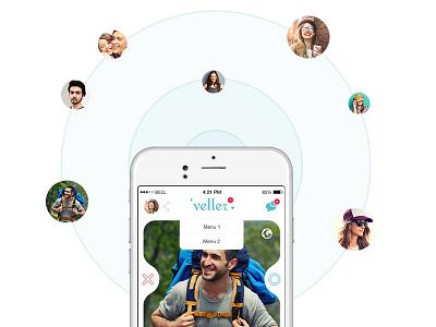 Veller Case Study travel app mobile app