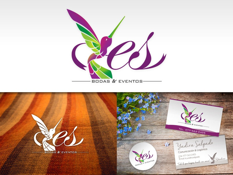 Finished logo applications wedding yes vector logo