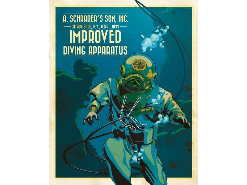 Vintage poster print poster sketch vector illustration drawing design