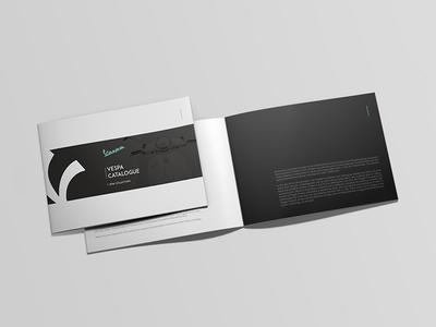 Vespa Catalogue branding catalogue design vespa print catalogue catalog