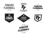 Forever Floorball - Sports branding