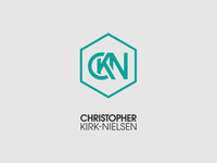 CKN Monogram + Text Block - 2017