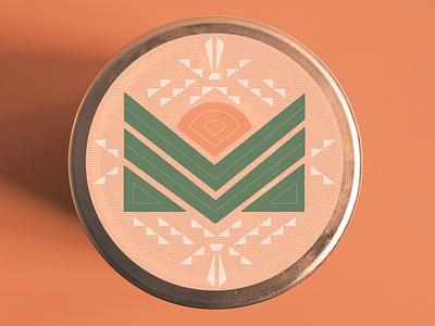Mestizo (2 of 4) vegan pattern jackfruit philippines food brand identity packaging vegetarian logo branding