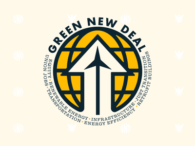 Green New Deal (3 of 3) climate change planet green new deal sierra club