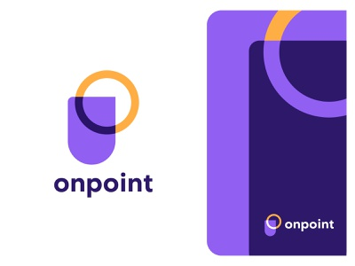 Onpoint Branding Logo (unused) colorful logo minimal logo p letter p letter logo o letter logo p logo o logo online shop agency logo mark brand identity modern logo logo designer letter logo logotype branding online marketing online store onboarding onepoint