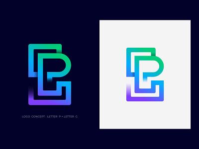 G+P logo design concept modern logo design branding letter logo logotype creative icon vector app abstract app logo design logo design modern logo logo designer brand identity branding design logo p letter pg logo design g logo