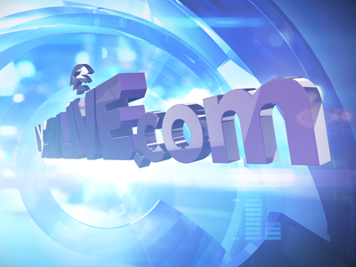 Endpage logo 3d motion