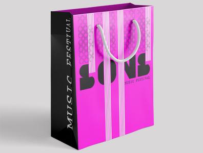 Bag Sons vector illustration logotype logo ilustración merchandising marca diseño gráfico