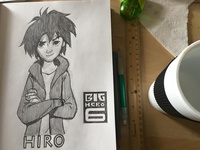 Hiro Hamada [Big Hero 6]